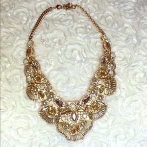 Chloe + Isabel Jolie statement necklace
